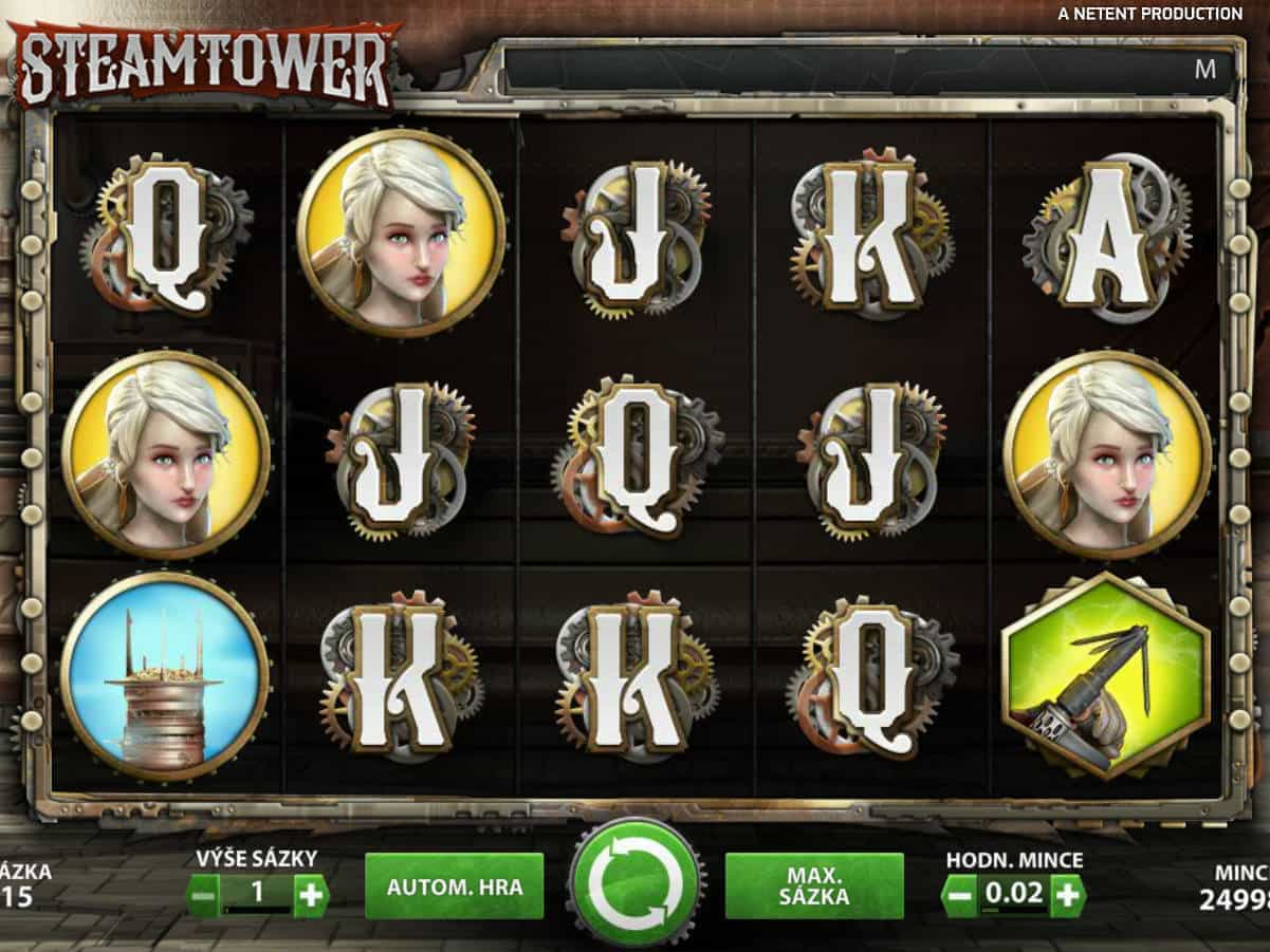 Spielen Sie Steam Tower Slot Machine im Betchaser Casino-3