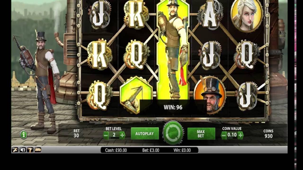Spielen Sie Steam Tower Slot Machine im Betchaser Casino-2